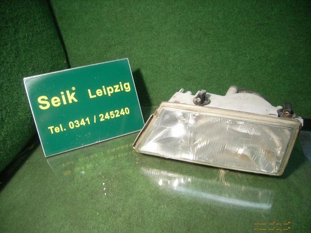 Hauptscheinwerfer links LANCIA Dedra (835) 160000 km