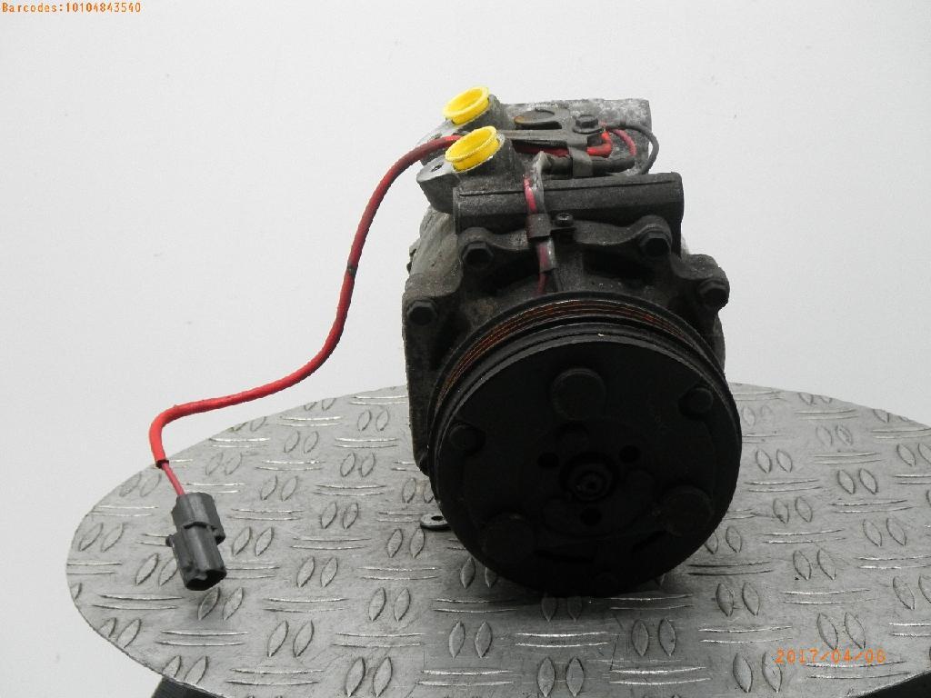 Klimakompressor HONDA Civic VI Hatchback (EJ, EK) 146000 km 38800P2RA01
