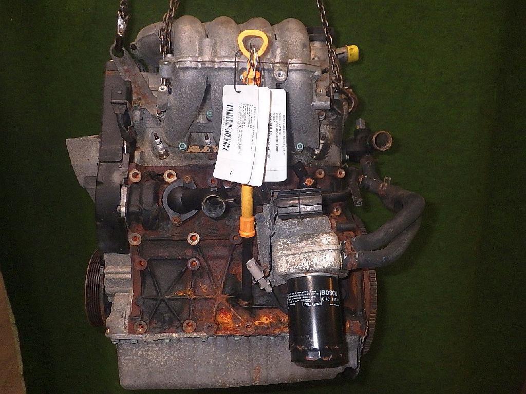 Motor ohne Anbauteile (Benzin) SKODA Fabia Combi (6Y) 157000 km