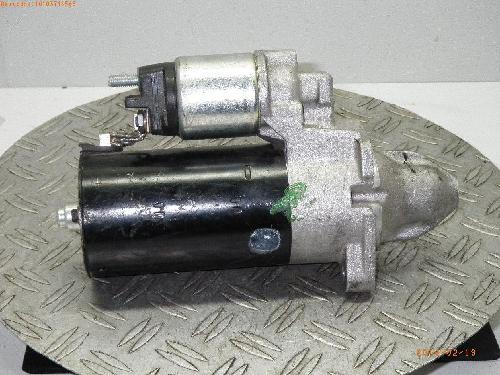 Anlasser MERCEDES-BENZ S-Klasse (W221) H14234 km 0061510101