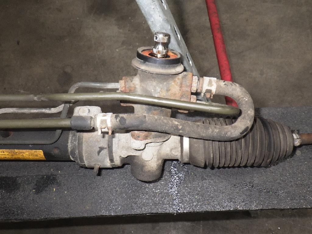 Lenkgetriebe Servo MITSUBISHI Colt V (CJ0) 109000 km 9630101