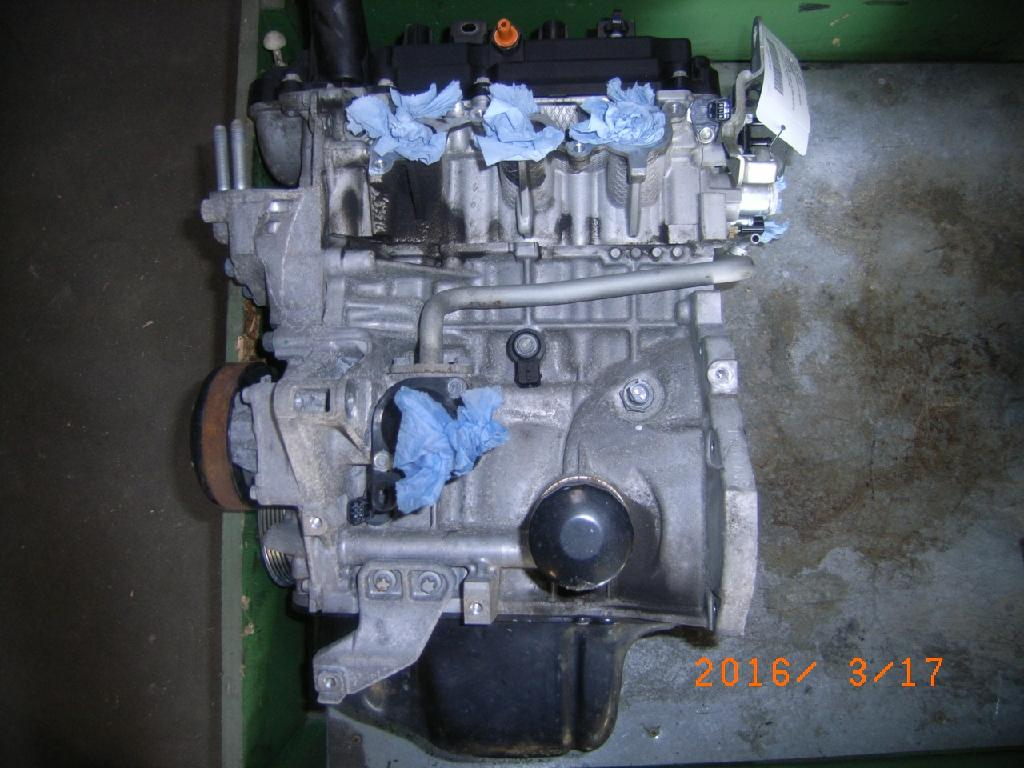 Motor ohne Anbauteile (Benzin) MITSUBISHI Colt VI (Z30) 51500 km AB3612