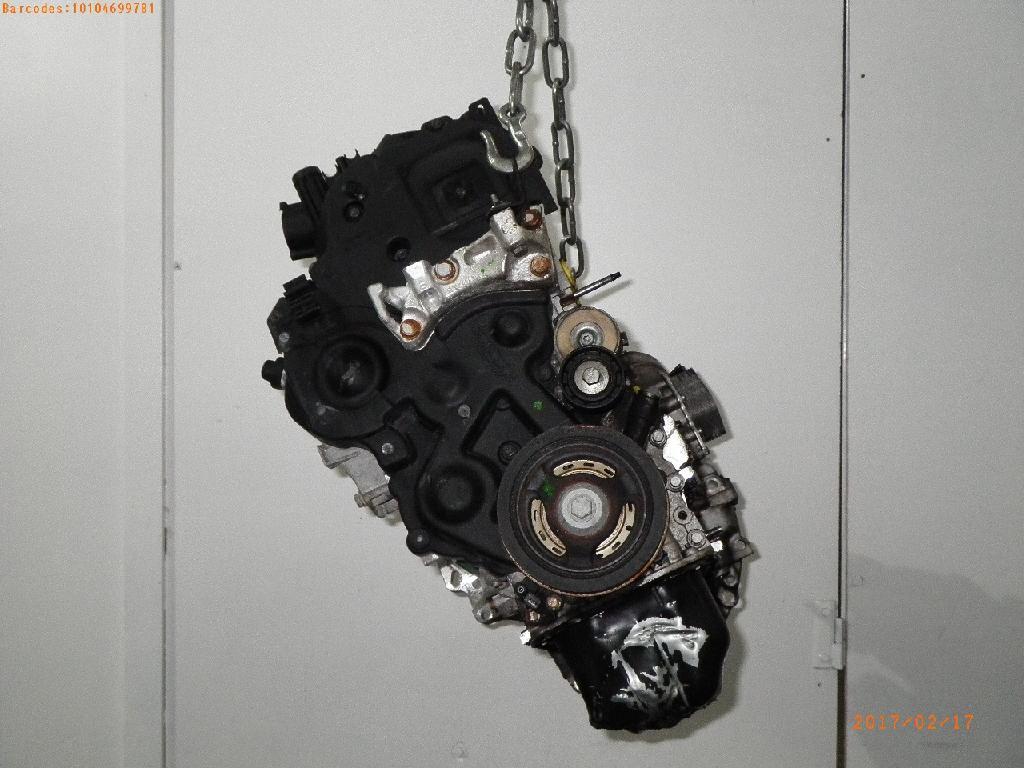 Motor ohne Anbauteile (Diesel) PEUGEOT 206 Schrägheck 60000 km