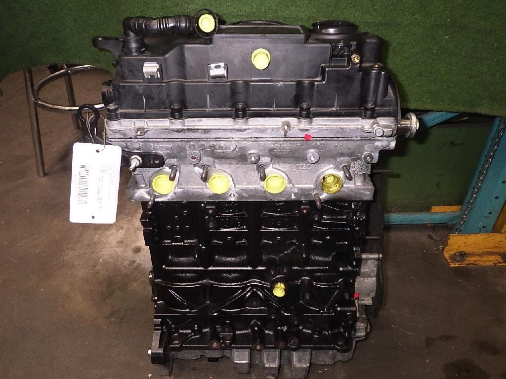 Motor ohne Anbauteile (Diesel) AUDI A3 (8P) 115000 km