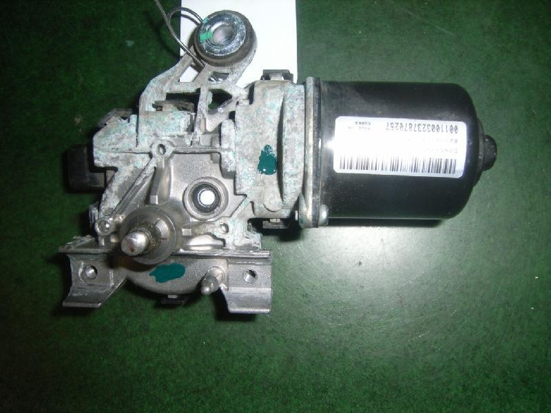 Wischermotor vorne CHEVROLET Spark (M300) 33000 km 95481265