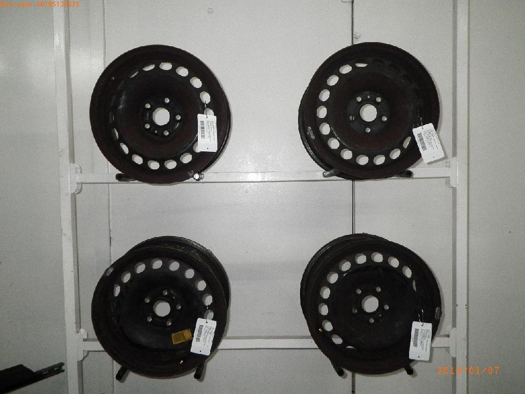 Stahlfelgen Satz VW Passat (3C2, B6) 177737 km 3C0601027H