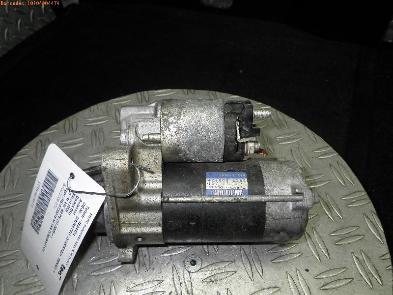 Anlasser DAIHATSU Sirion (M3) 79000 km 28100B1020