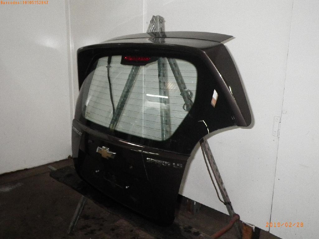 Heckklappe mit Fensterausschnitt CHEVROLET Spark (M300) 90150 km Bild 2