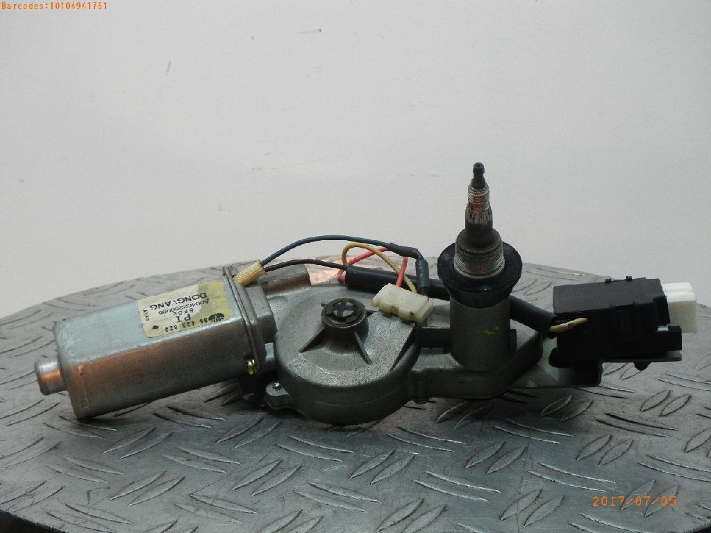 Wischermotor hinten CHEVROLET Kalos 143400 km 96423823PI