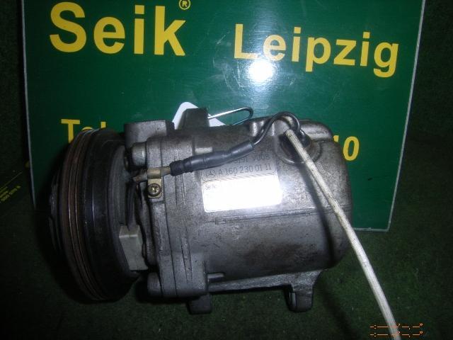 Klimakompressor SMART City-Coupe (MC 01) 74870 km 0003191V008
