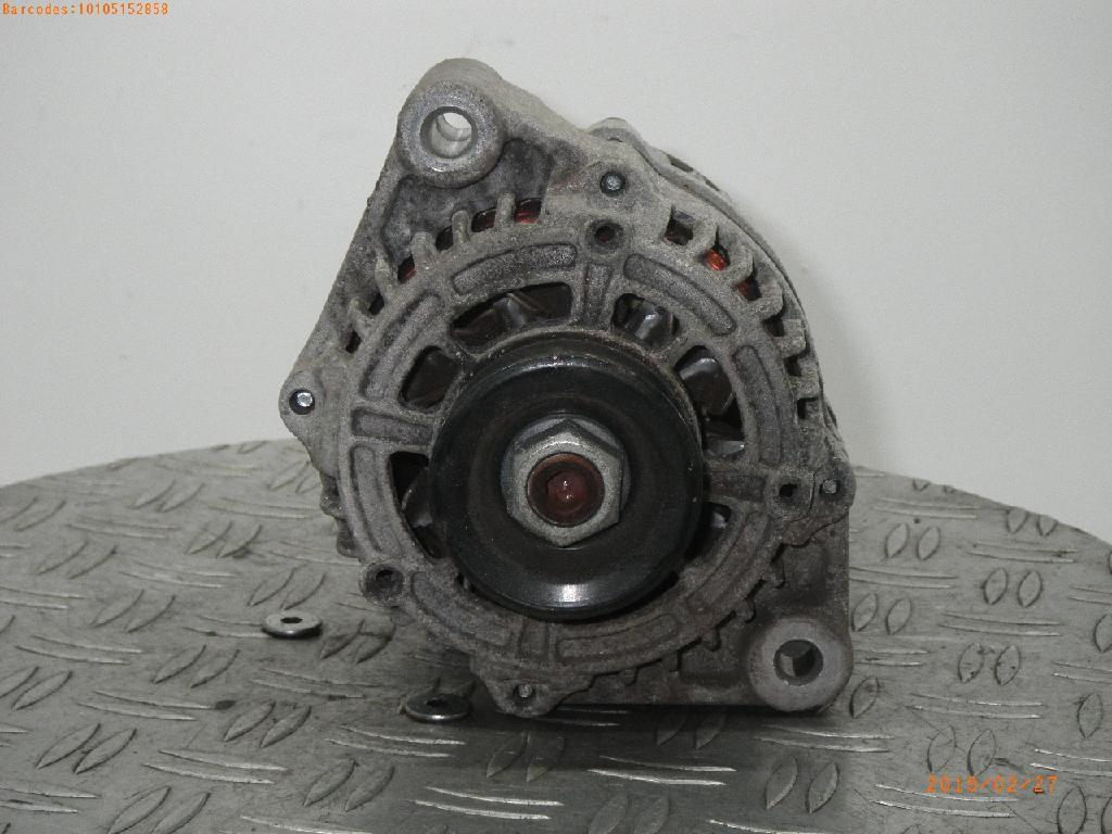 Lichtmaschine CHEVROLET Spark (M300) 90150 km 96843503