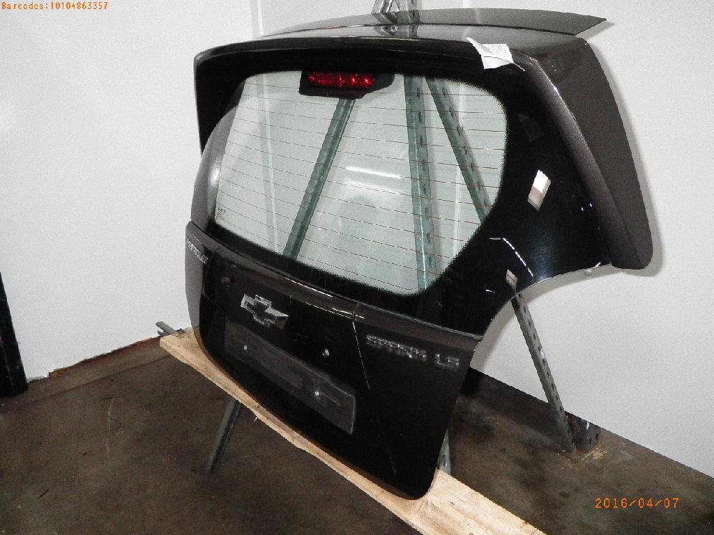 Heckklappe mit Fensterausschnitt CHEVROLET Spark (M300) 51000 km Bild 3