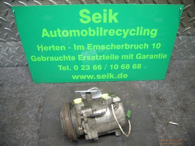 Klimakompressor SMART City-Coupe (MC 01) 130000 km 0003191V006