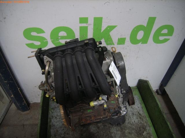 Motor ohne Anbauteile (Benzin) DAEWOO Matiz (KLYA) 98576 km B1051120990KA2