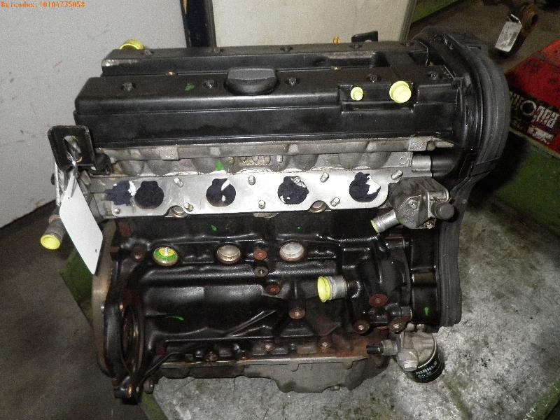 Motor ohne Anbauteile (Benzin) CHEVROLET Evanda 118497 km T20SED150798