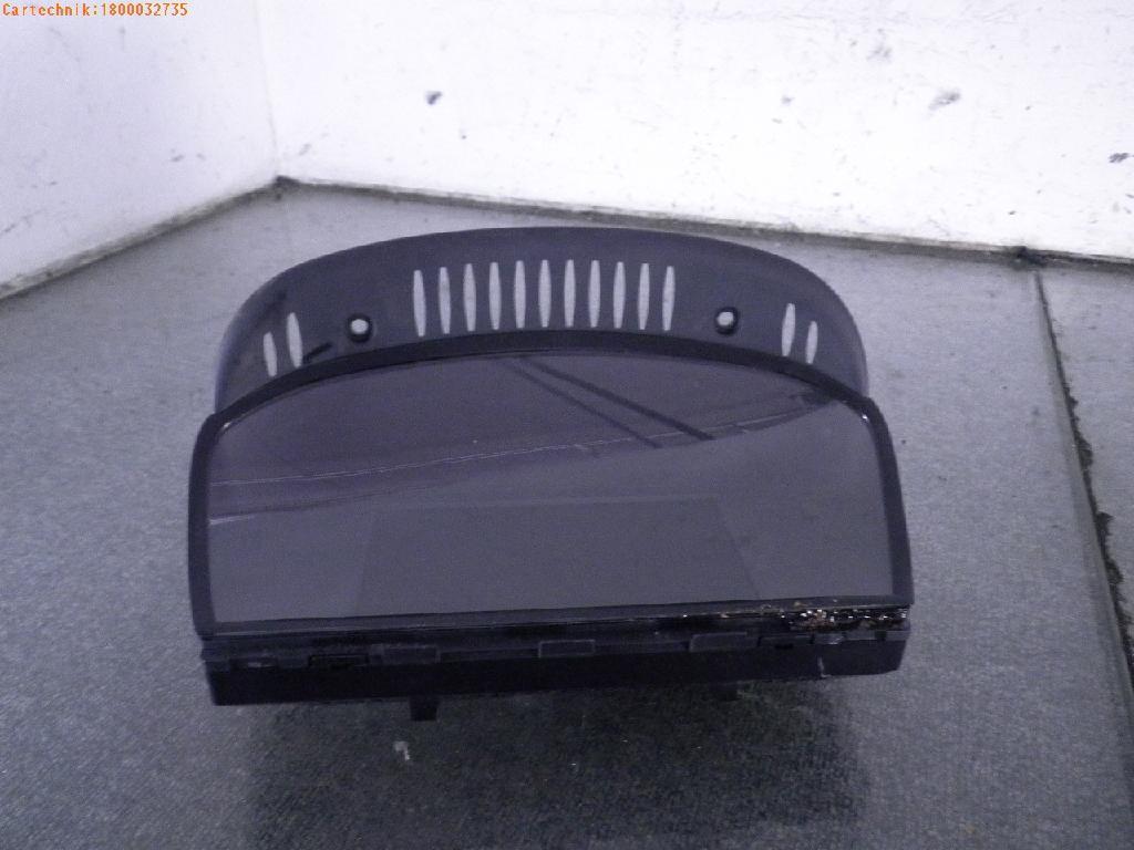 Bordcomputer Display BMW 5er Touring (E61) 530d 170 kW 231 PS (07.2005-> )