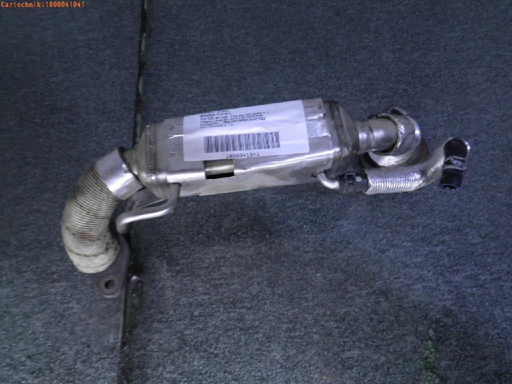 Abgaskühler MAZDA 5 (CR1) 2.0 CD 81 kW 110 PS (03.2005-> )