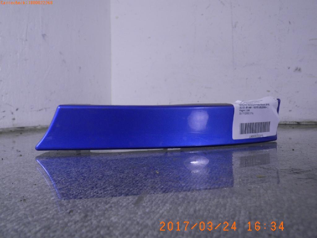 Blende Stoßstange rechts NISSAN Almera II Hatchback (N16) 2.2 D 81 kW 110 PS (03.2000-> )