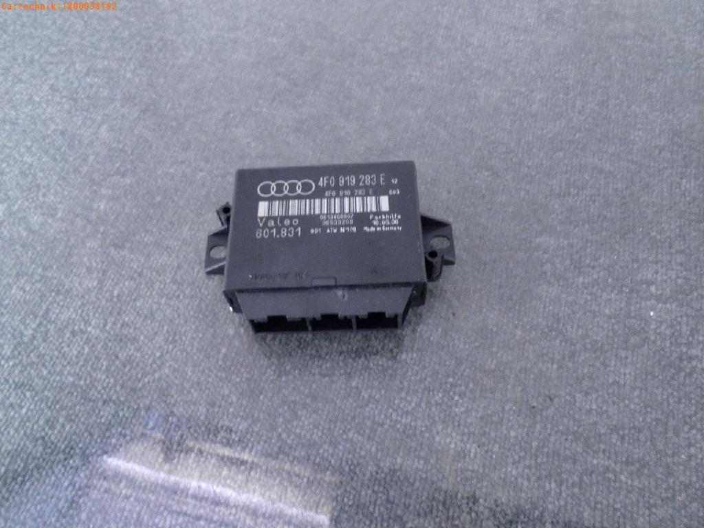 Steuergerät Einparkhilfe AUDI A6 Avant (4F) 3.0 TDI QUATTRO 171 kW 233 PS (05.2006-> ) 4F0910283E