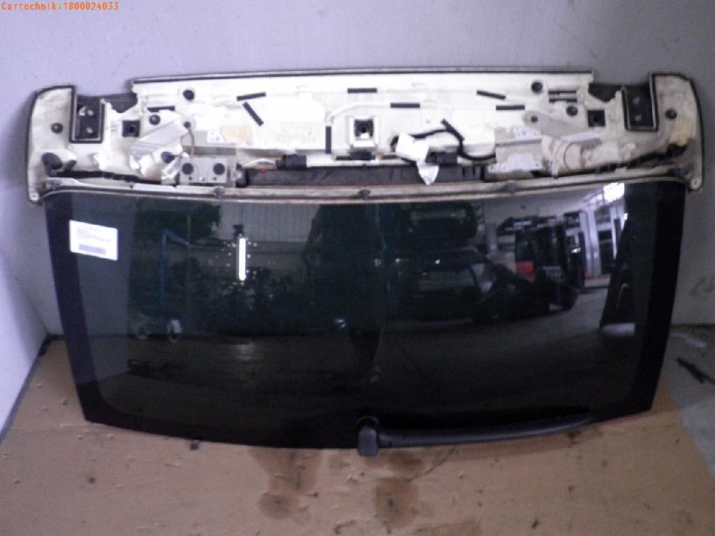 Heckklappe mit Fensterausschnitt PORSCHE Cayenne (955) 4.8 GTS 4x4 298 kW 405 PS (10.2007-09.2010)