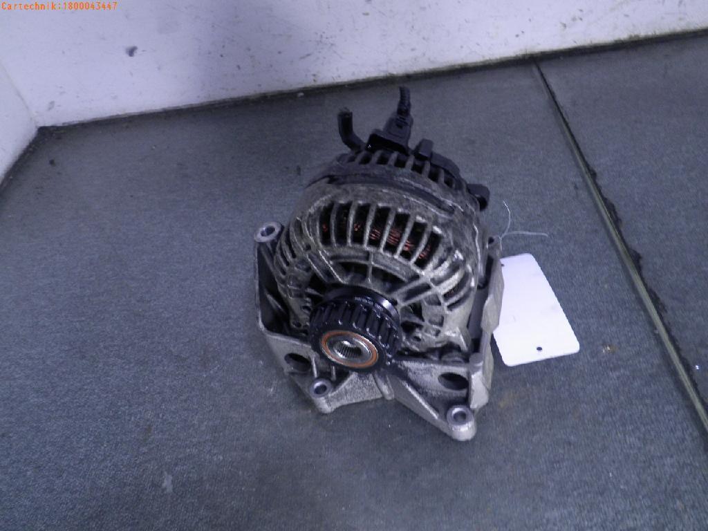 Lichtmaschine VW Touareg I (7L) 2.5 TDI R5 128 kW 174 PS (01.2003-05.2010) 0124615031