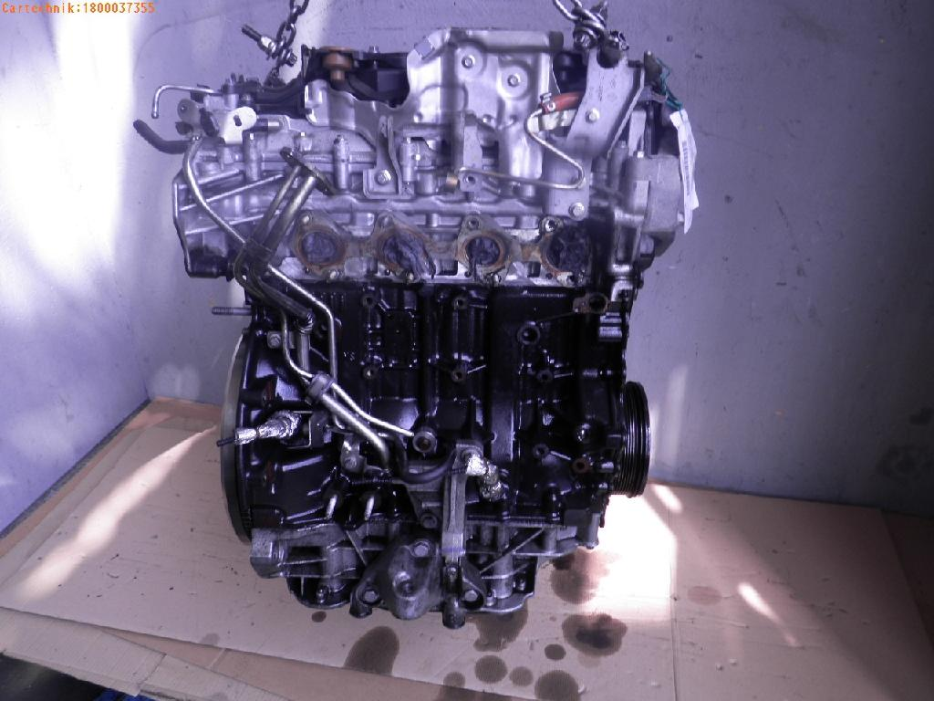 Motor ohne Anbauteile (Diesel) RENAULT Espace IV (K) 2.0 dCi 127 kW 173 PS (01.2006-> ) M9R761