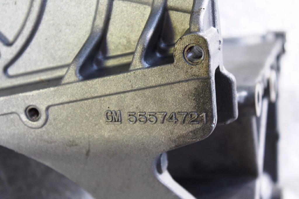 Halter für Kraftstoffpumpe OPEL Zafira Tourer C (P12) 2.0 CDTI 96 kW 131 PS (10.2011-> ) 55574721 Bild 5