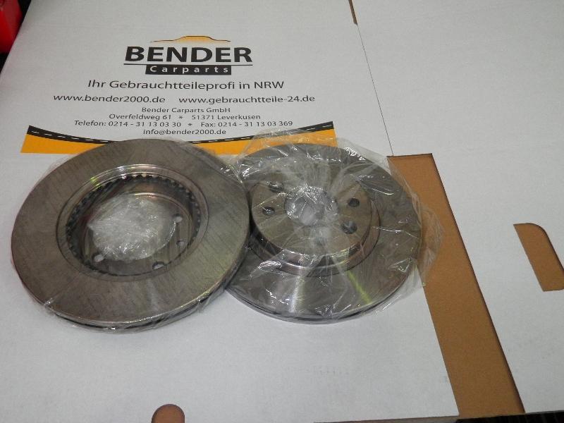 Bremsscheibe RENAULT Twingo (C06) 1.2 40 kW 54 PS (03.1993-10.1996) 8671005976