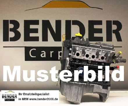 Motor ohne Anbauteile VW Polo III (6N2) 1.0 37 kW 50 PS (10.1999-09.2001)