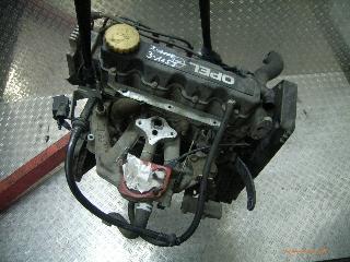 Motor ohne Anbauteile (Benzin) OPEL Corsa B 1.4 i 44 kW 60 PS (03.1993-09.2000)