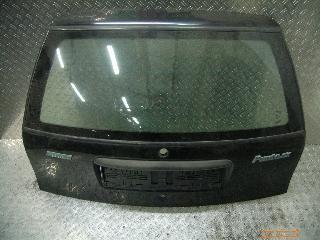 Heckklappe mit Fensterausschnitt FIAT Punto (176) 1.2 8V 44 kW 60 PS (03.1994-09.1999)