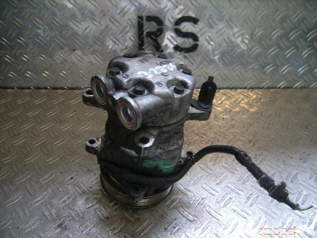 Klimakompressor PEUGEOT 206 Schrägheck 1.4 55 kW 75 PS (09.1998-> )