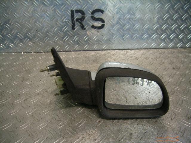 Außenspiegel elektrisch lackiert rechts RENAULT Clio I (57) 1.4 55 kW 75 PS (01.1991-09.1998)