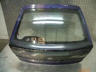 Heckklappe mit Fensterausschnitt MAZDA 323 C V (BA) 1.5 16V 65 kW 88 PS (08.1994-09.1998)
