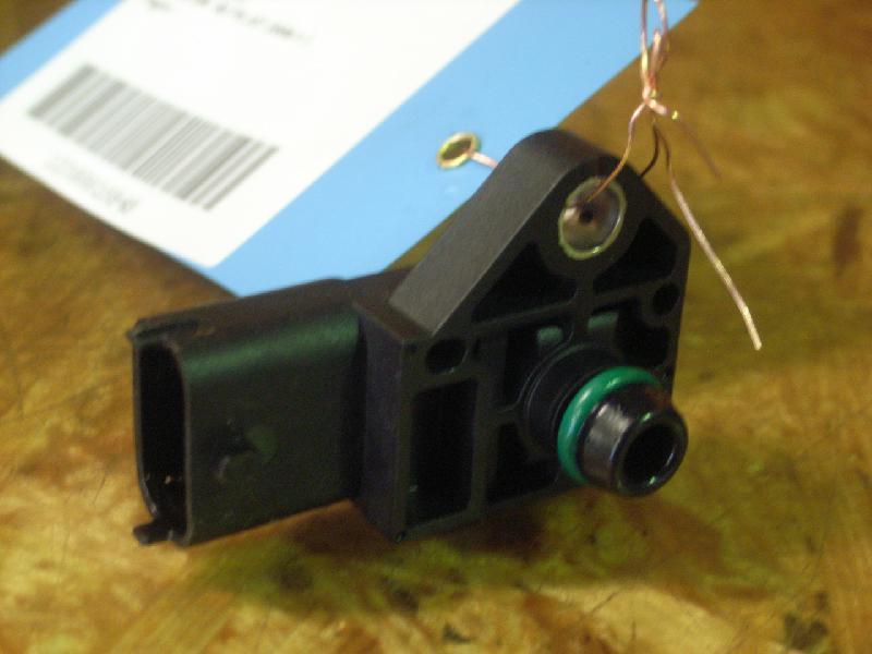 Saugrohrdrucksensor OPEL Corsa D 1.0 44 kW 60 PS (07.2006-> )