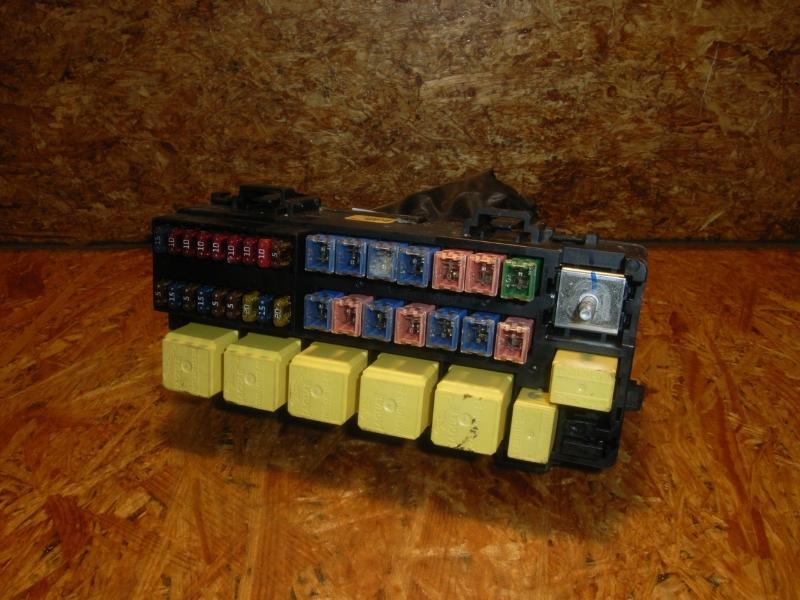 Sicherungskasten JAGUAR S-Type (CCX) 3.0 V6 175 kW 238 PS (01.1999-10.2007)