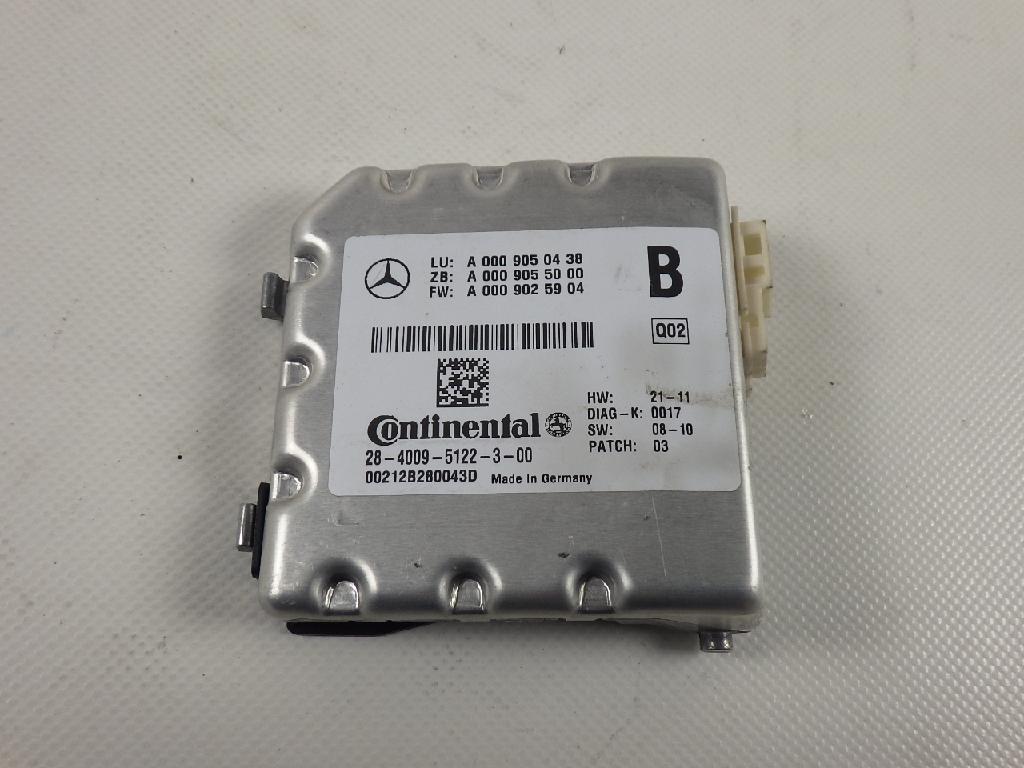 Rückfahrkamera MERCEDES-BENZ C-Klasse Coupe (C204) C 63 AMG 358 kW 487 PS (01.2012-> ) A0009050438