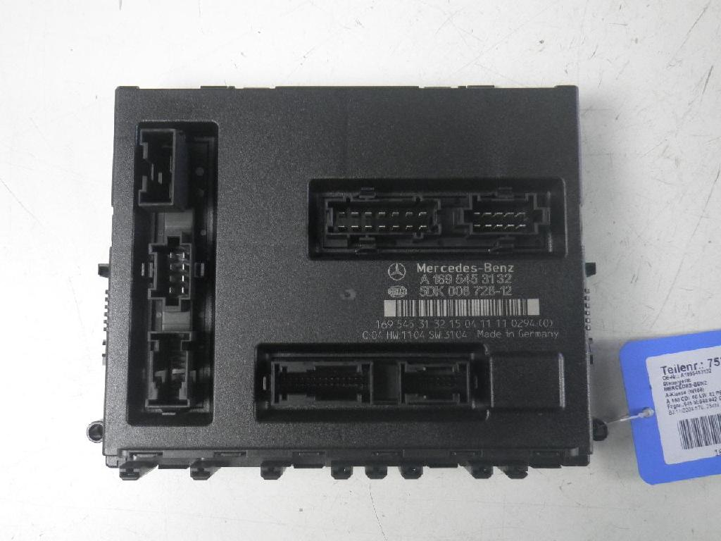 W169 A 150 Sicherungskasten A1695453132 MERCEDES-BENZ A-KLASSE