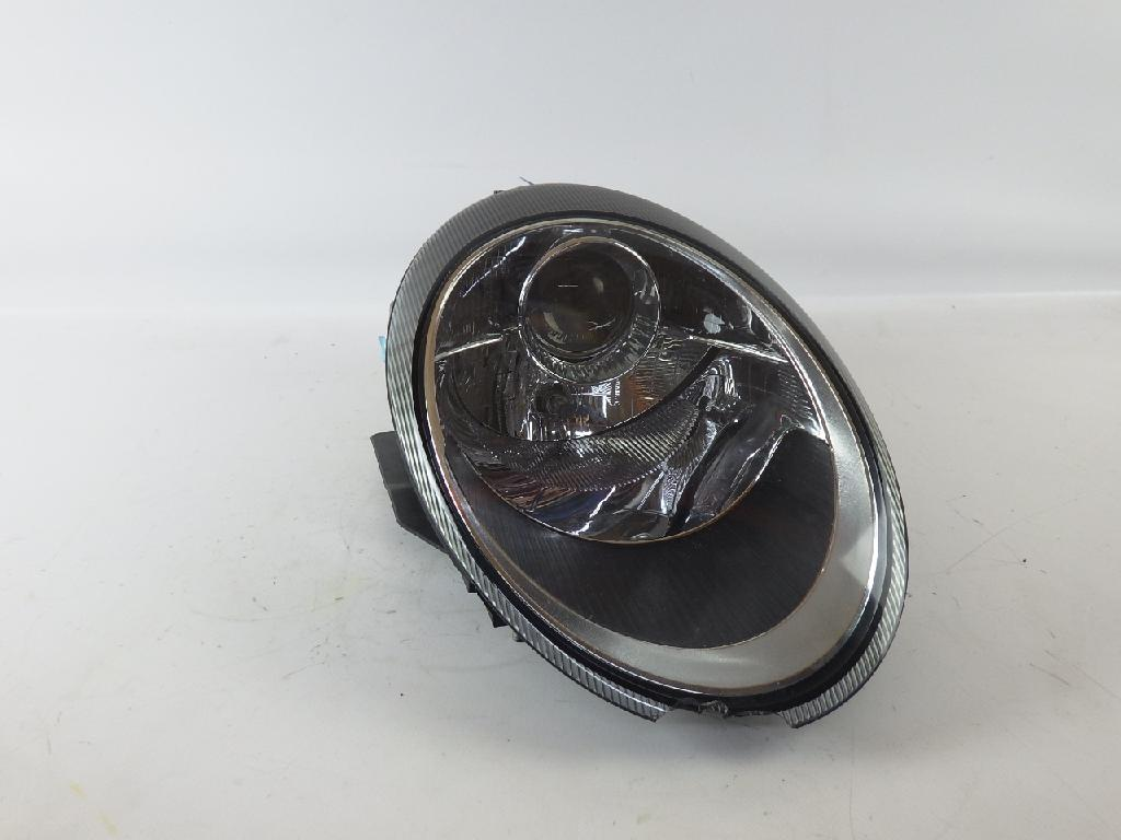 Headlight LH RHD PORSCHE 911 (997) 3.6 Turbo BROKEN DEFEKT 99763105813