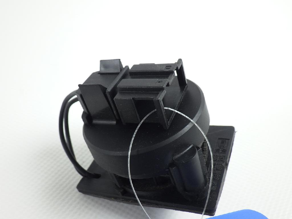 Sensor für Innenraumtemperatur PORSCHE 911 (996) 3.4 Carrera 221 kW 301 PS (09.1997-09.2001) 99665324100