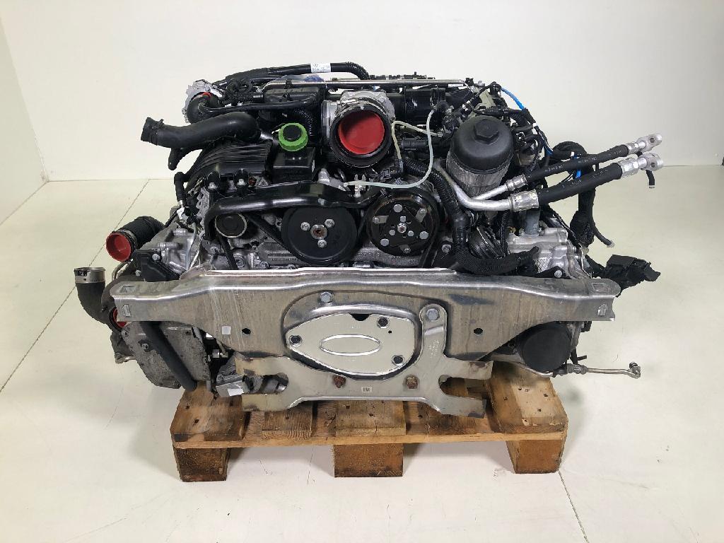 Motor Moteur Engine PORSCHE 911 (991) 3.8 Turbo S