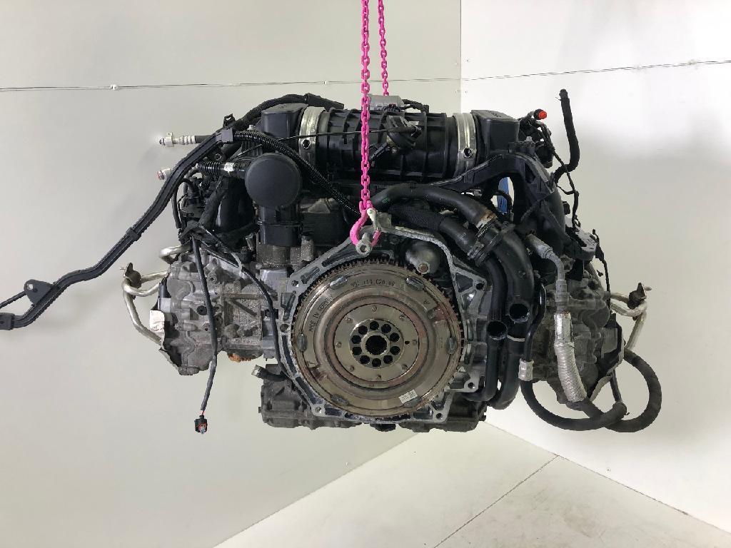 Motor Moteur Engine PORSCHE 911 (991) 3.8 Carrera 4S 294 kW 9A110093301