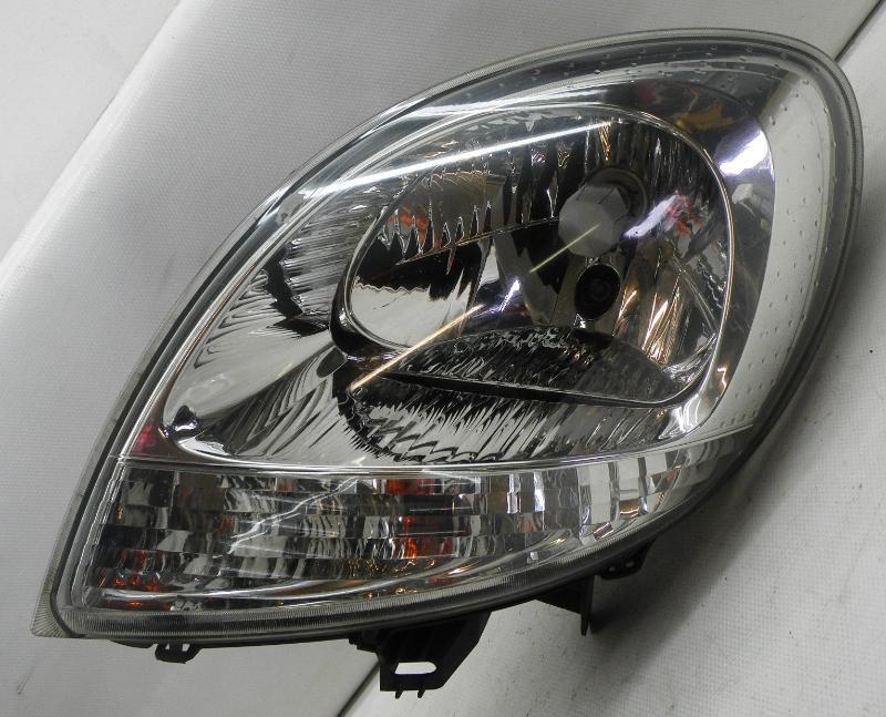 Hauptscheinwerfer links NISSAN Kubistar (F1) 1.5 dCi 48 kW 65 PS (08.2003-> ) 8200236590
