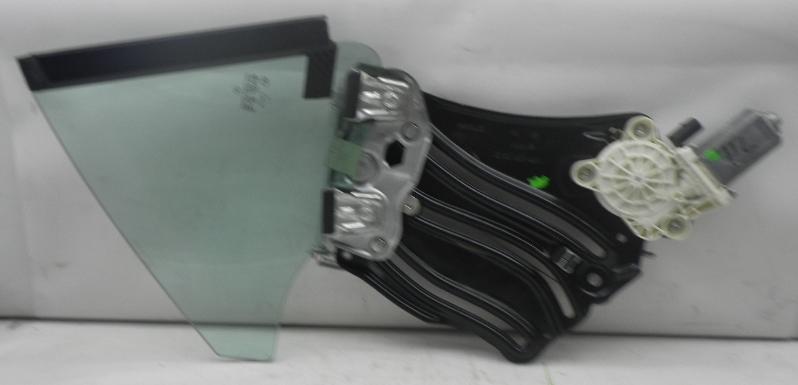 Fensterheber links hinten MERCEDES-BENZ SLK (R171) 200 Kompressor 120 kW 163 PS (03.2004-02.2011) A1716700303