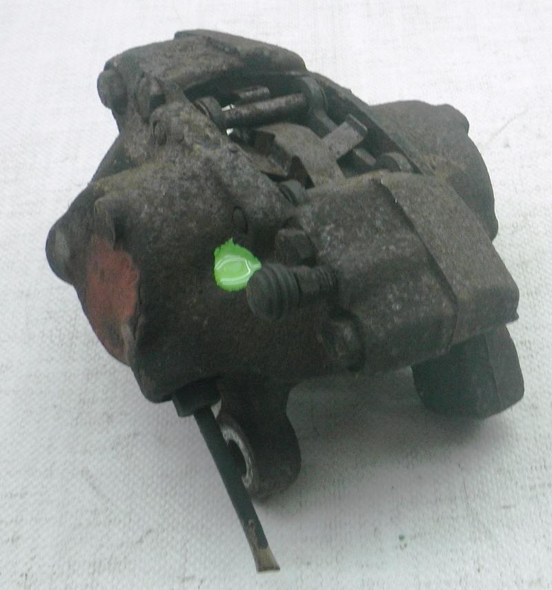 Bremssattel links hinten VOLVO 850 Kombi 2.5 10V 106 kW 144 PS (08.1994-12.1996)