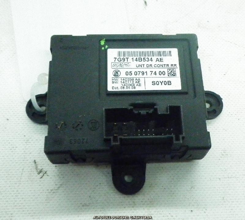 Steuergerät FORD Mondeo IV Turnier (BA7) 2.0 TDCi 103 kW 140 PS (03.2007-> )