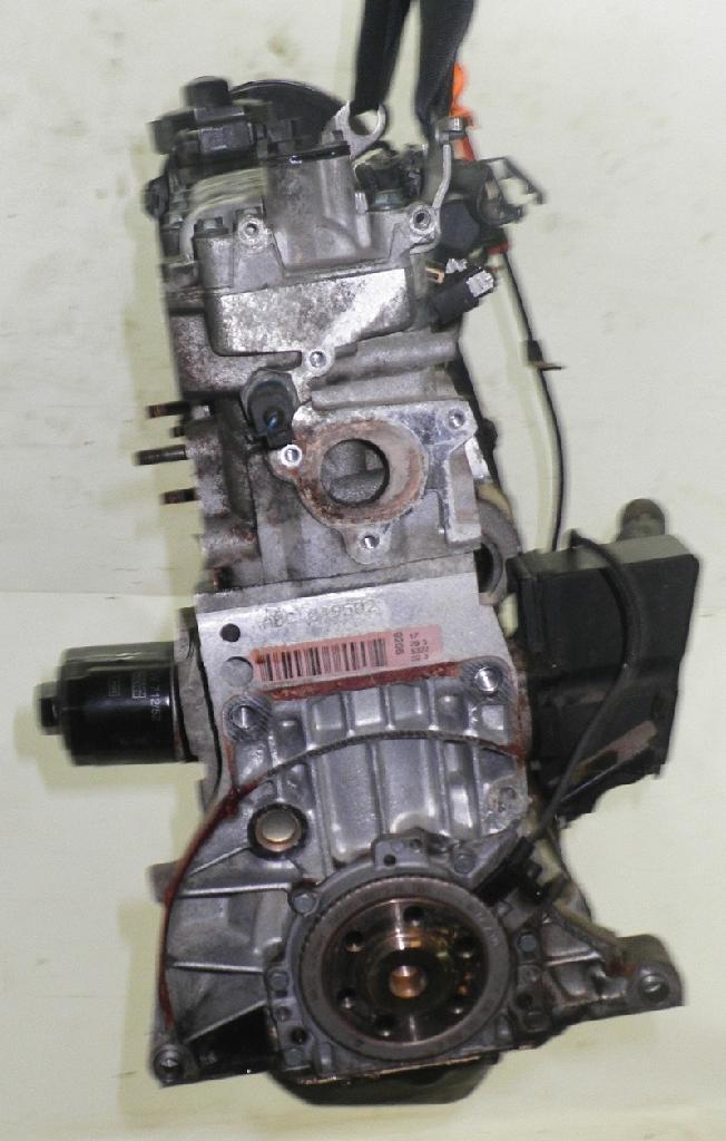 Motor ohne Anbauteile (Benzin) VW Polo III (6N2) 1.0 37 kW 50 PS (10.1999-09.2001) Bild 4