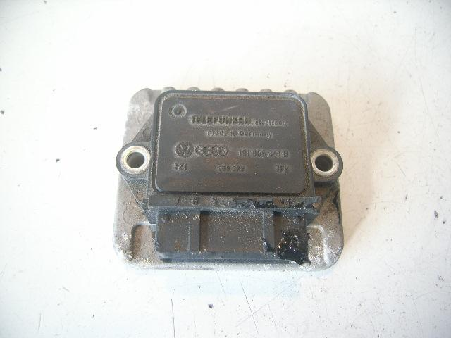 Steuergerät Zündung VW Golf II (19E) 1.6 51 kW 69 PS (10.1986-12.1992) 191905351B