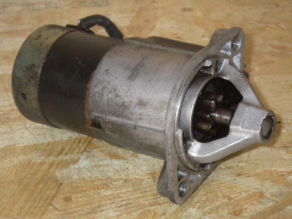 96299 Anlasser Starter MITSUBISHI Colt V (CJ0) 1.6 66 kW M000T9708 Original M000T9708