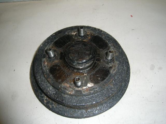 Bremstrommel links hinten SUZUKI Swift II Schrägheck (EA) 1.3 50 kW 68 PS (03.1989-05.2001) Bild 3
